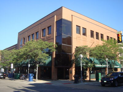 Downtown Ann Arbor Office for Sublease